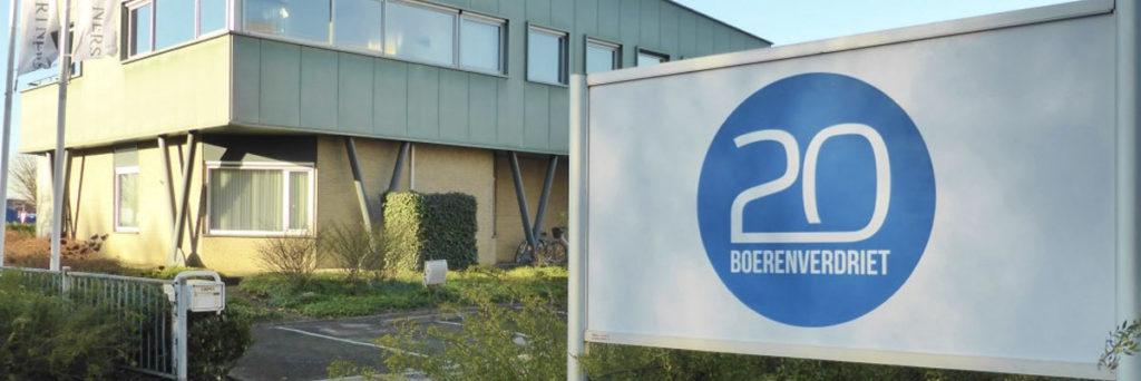 Rens & Goossens aan de Boerenverdriet 20 in Bergen op Zoom